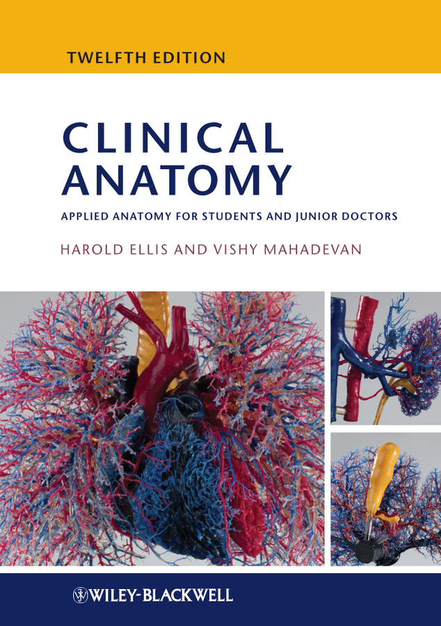 Ellis Harold Clinical Anatomy. Applied Anatomy for Students and Junior Doctors root canal anatomy