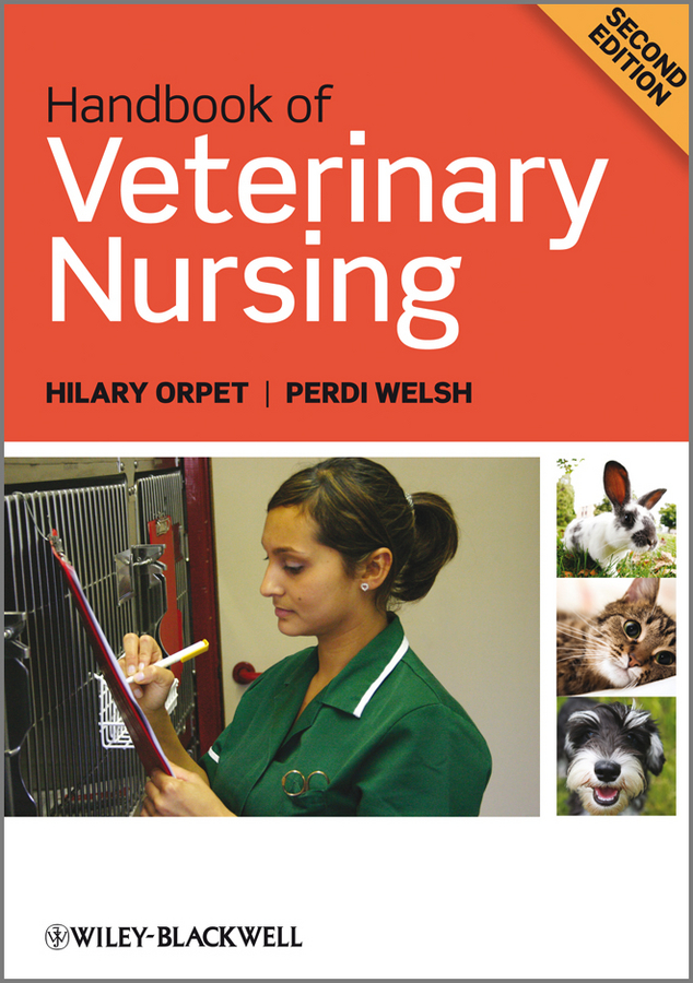 Orpet Hilary Handbook of Veterinary Nursing hackett timothy b veterinary emergency and critical care procedures enhanced edition