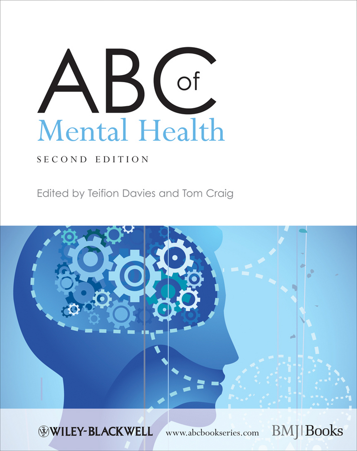 лучшая цена Davies Teifion ABC of Mental Health