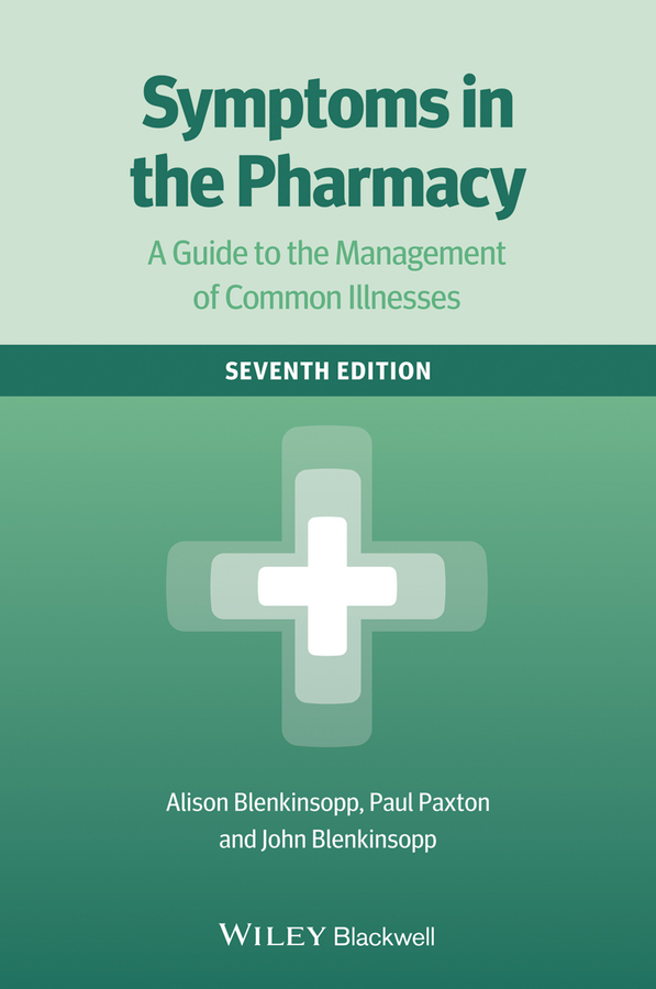 Alison Blenkinsopp Symptoms in the Pharmacy. A Guide to the Management of Common Illnesses symptoms of withdrawal cd