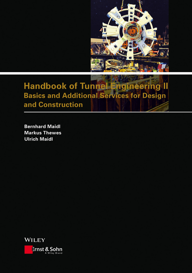Фото - Bernhard Maidl Handbook of Tunnel Engineering II. Basics and Additional Services for Design and Construction concise colour block and circle pattern design men s slippers