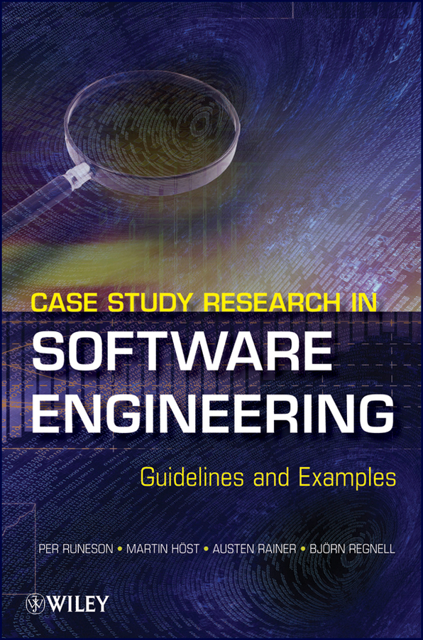 Per Runeson Case Study Research in Software Engineering. Guidelines and Examples assessing the relative efficiency of software companies in india
