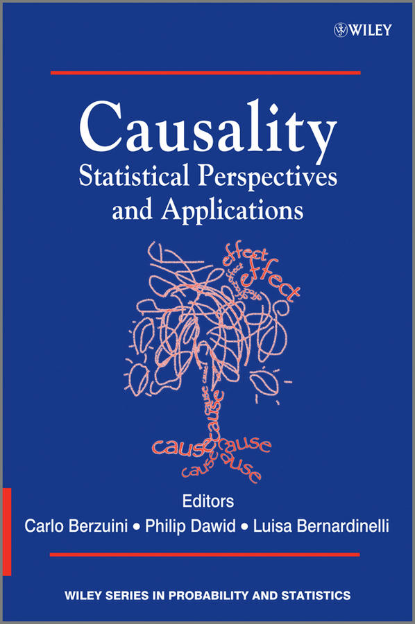 Philip Dawid Causality. Statistical Perspectives and Applications mccollum elmer verner a text book of organic chemistr for students of medicine and biology