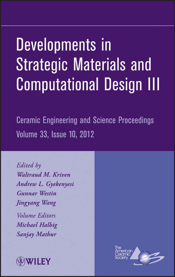 Jingyang Wang Developments in Strategic Materials and Computational Design III developments in french politics 5