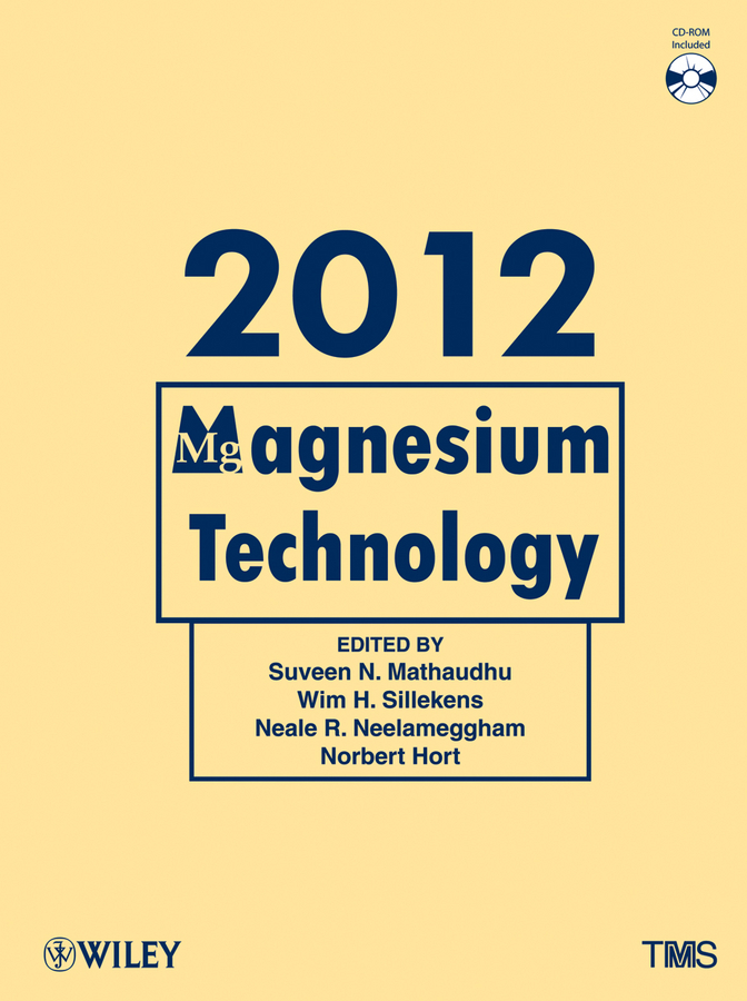 Norbert Hort Magnesium Technology 2012 proceedings of the pathological society of philadelphia