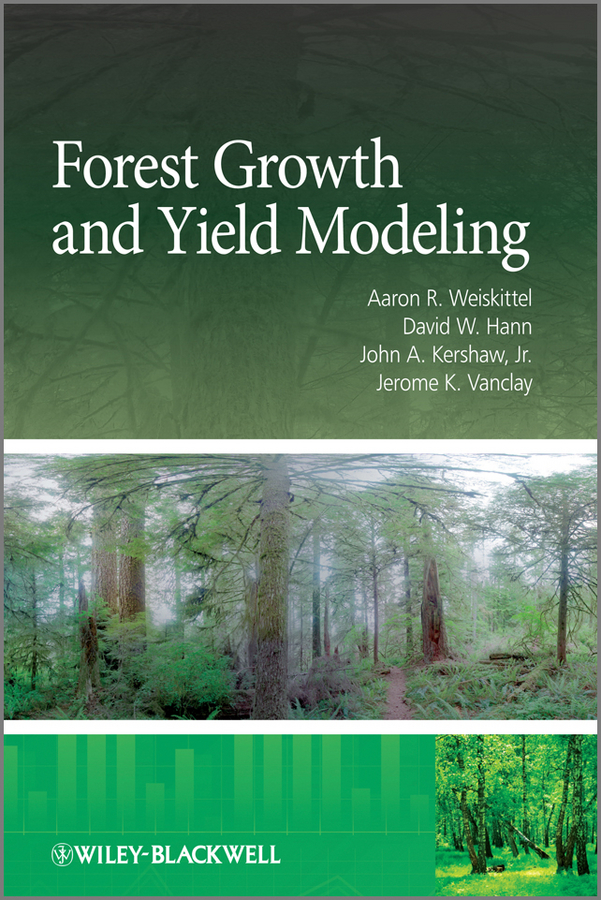Jerome Vanclay K. Forest Growth and Yield Modeling path in the bamboo forest pattern stair stickers