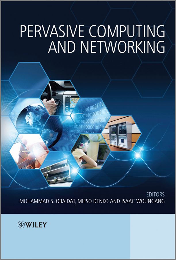 Isaac Woungang Pervasive Computing and Networking fayez gebali algorithms and parallel computing