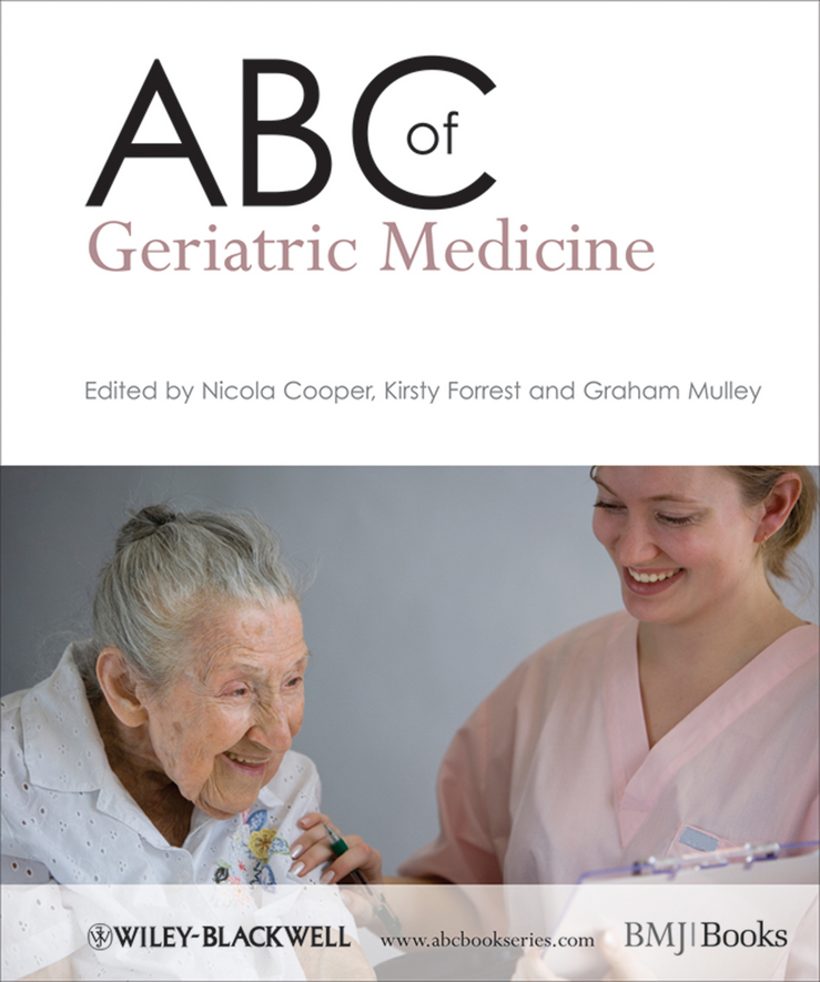 лучшая цена Nicola Cooper ABC of Geriatric Medicine
