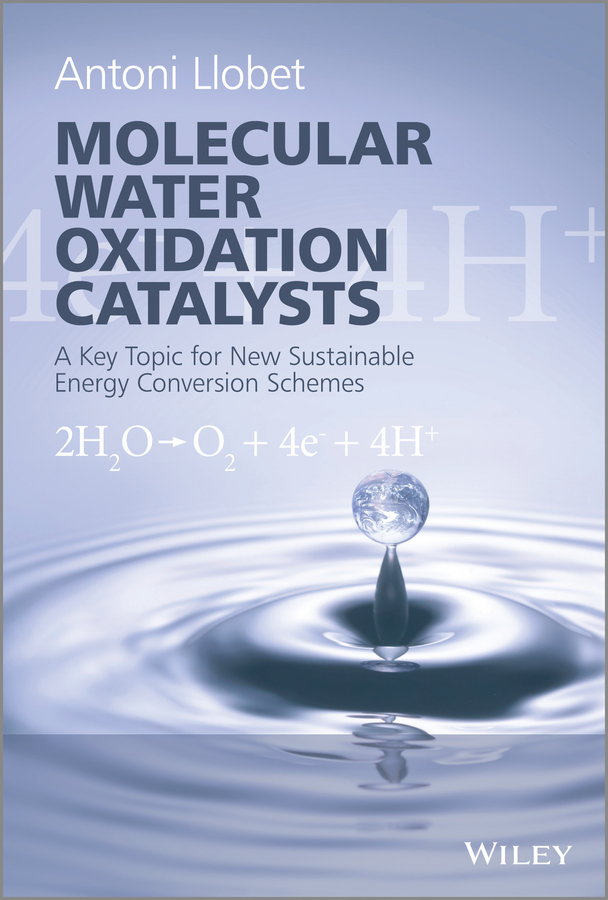 Antoni Llobet Molecular Water Oxidation Catalysis. A Key Topic for New Sustainable Energy Conversion Schemes a suit of vintage alloy water drop necklace and earrings for women