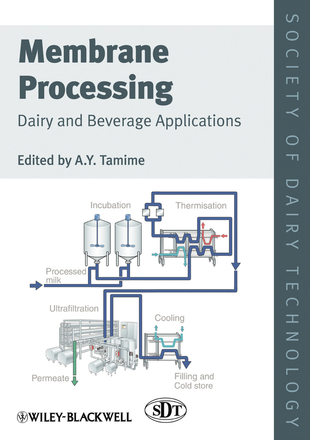 Adnan Tamime Y. Membrane Processing. Dairy and Beverage Applications rudolf eggers industrial high pressure applications processes equipment and safety