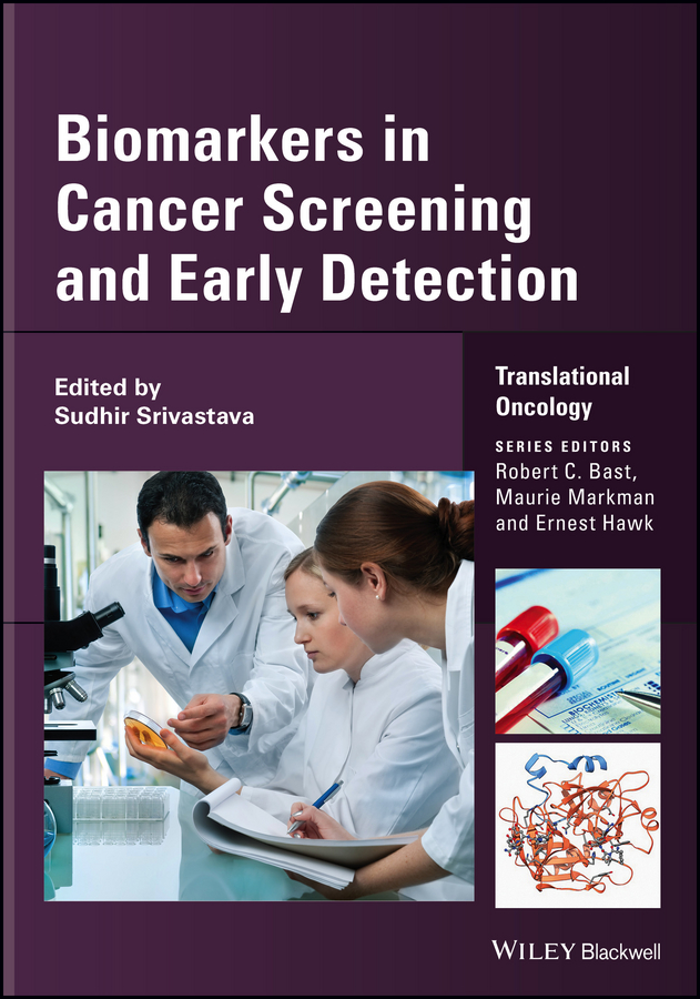 Sudhir Srivastava Biomarkers in Cancer Screening and Early Detection цена