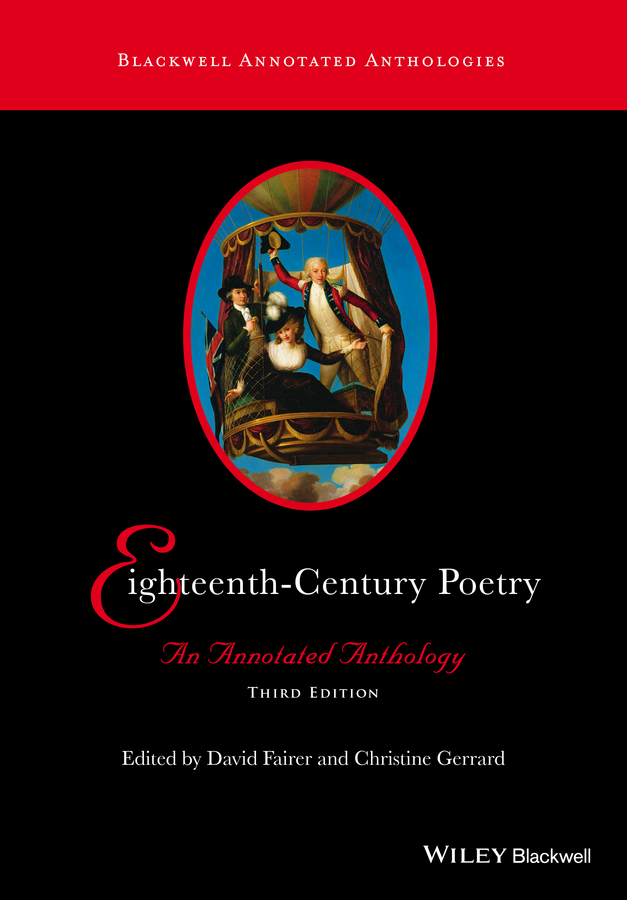 Christine Gerrard Eighteenth-Century Poetry. An Annotated Anthology