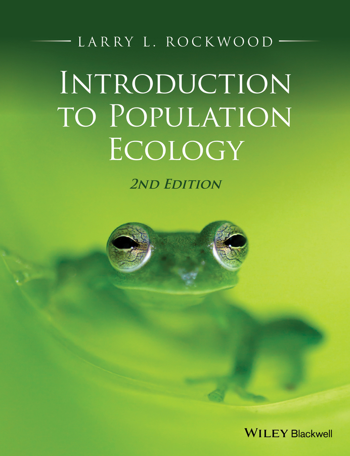 Фото - Larry Rockwood L. Introduction to Population Ecology behavioral ecology of the eastern red backed salamander