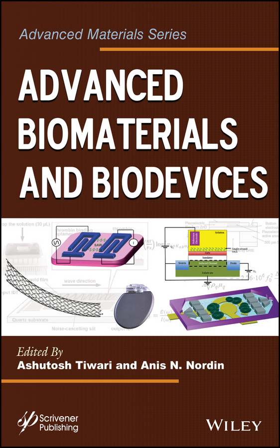 Ashutosh Tiwari Advanced Biomaterials and Biodevices