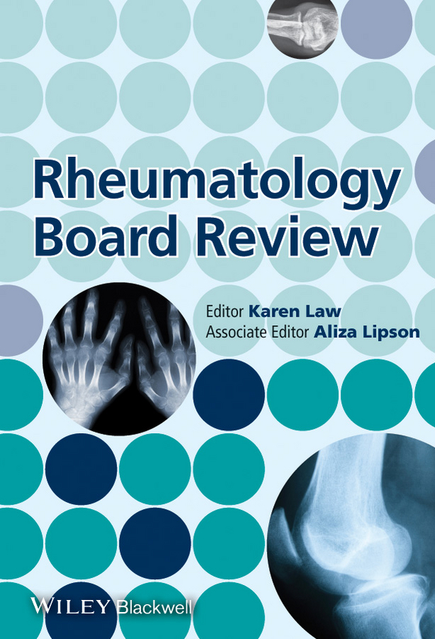 Karen Law Rheumatology Board Review pain medicine board review