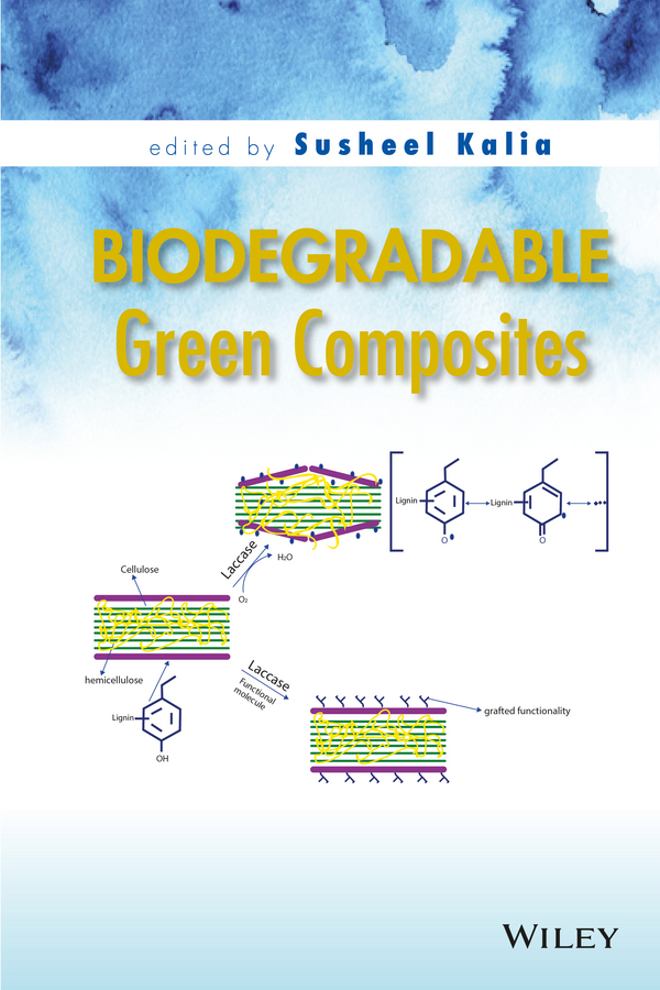 Susheel Kalia Biodegradable Green Composites mittal k l laser surface modification and adhesion