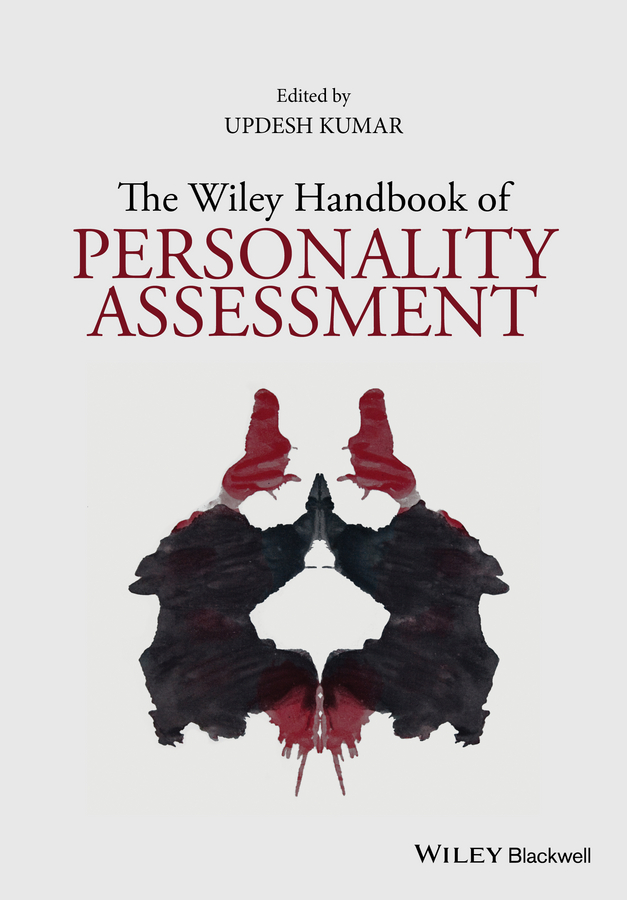 Updesh Kumar The Wiley Handbook of Personality Assessment alt j alt j live at red rocks cd dvd blu ray