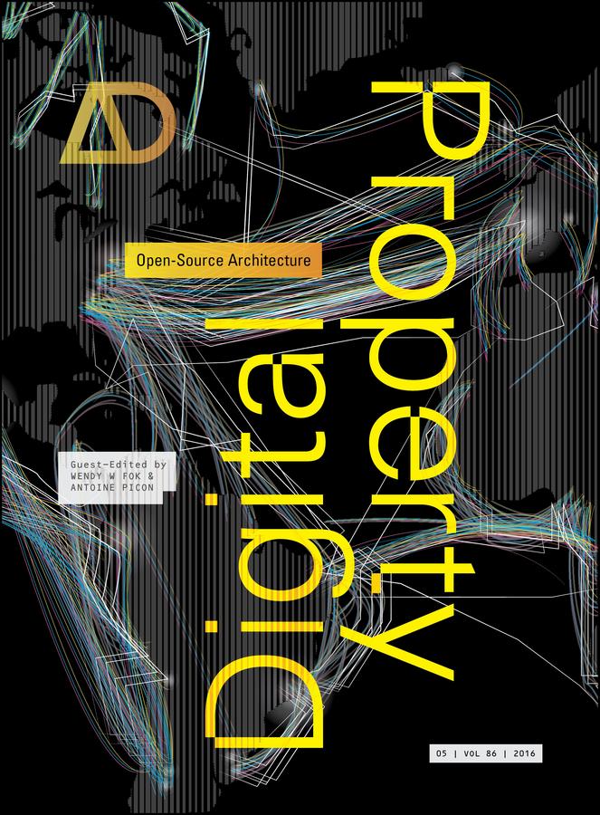 Antoine Picon Digital Property. Open-source Architecture цена