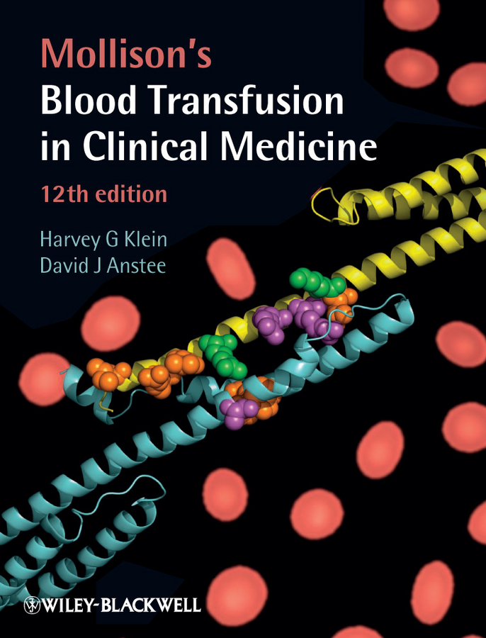 David Anstee J. Mollison's Blood Transfusion in Clinical Medicine