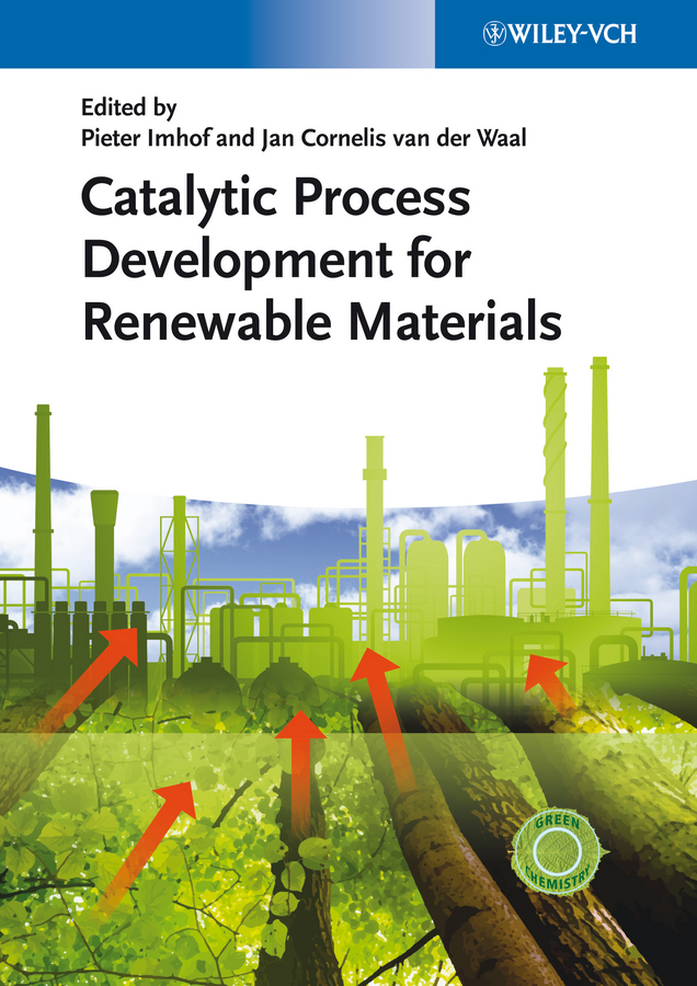 Pieter Imhof Catalytic Process Development for Renewable Materials