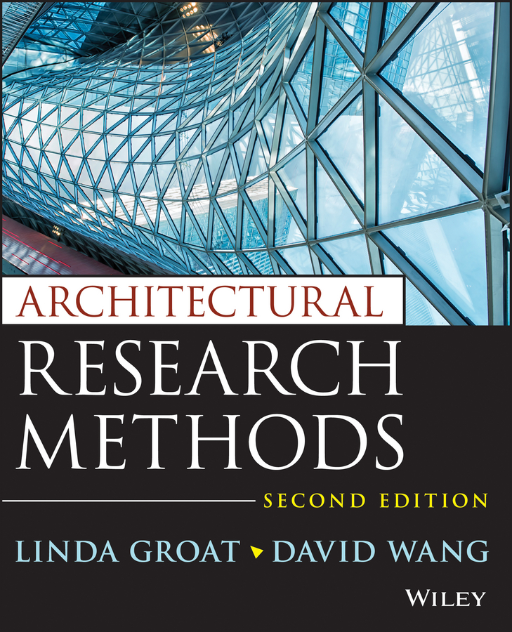 David Wang Architectural Research Methods research methods for criminology and criminal justice