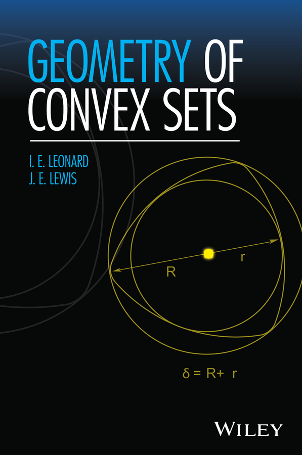 J. E. Lewis Geometry of Convex Sets