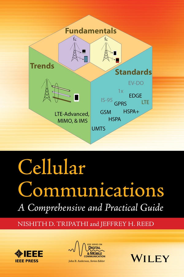 Nishith Tripathi Cellular Communications. A Comprehensive and Practical Guide cellular line fineciph655t