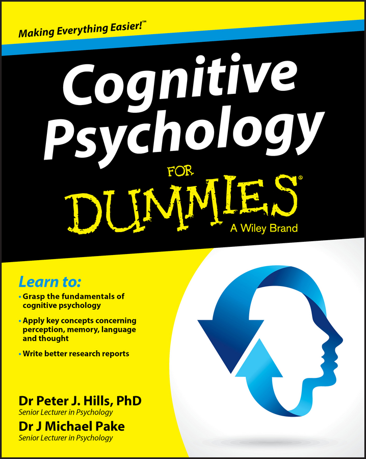 Michael Pake Cognitive Psychology For Dummies psychology