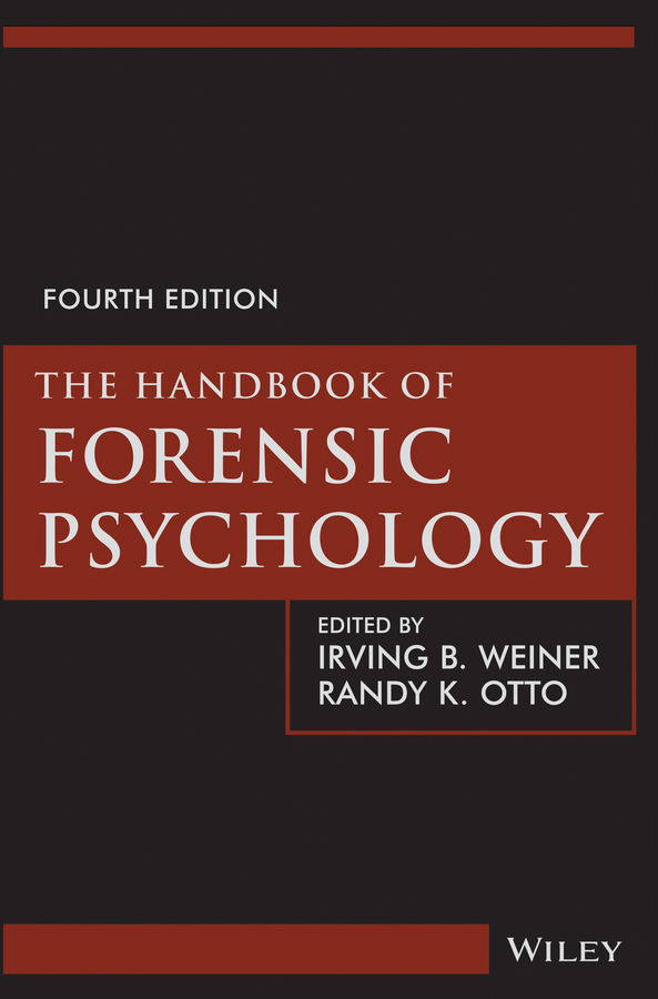 Randy Otto K. The Handbook of Forensic Psychology new and original zd 70n optex photoelectric switch photoelectric sensor npn output