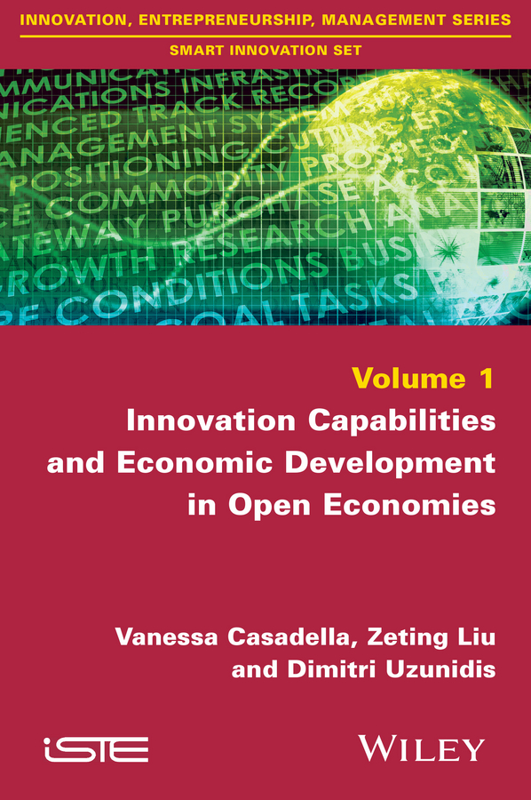 Dimitri Uzunidis Innovation Capabilities and Economic Development in Open Economies
