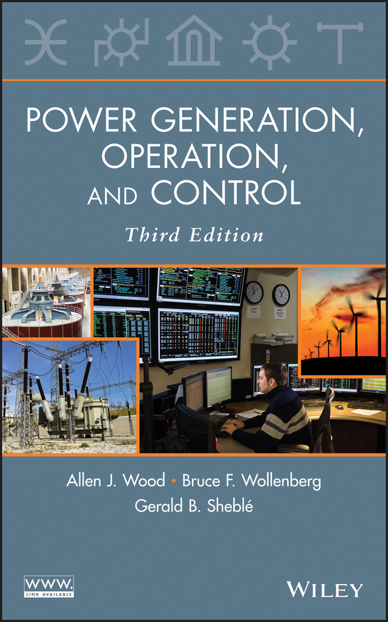 цена на Allen Wood J. Power Generation, Operation, and Control