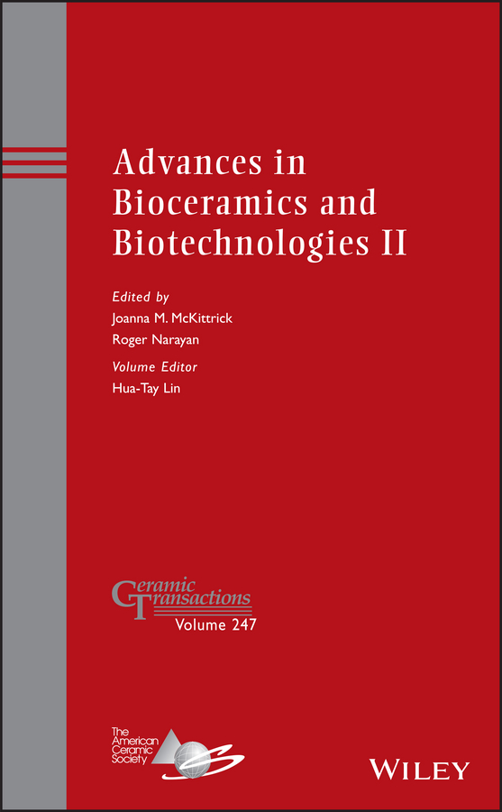 Hua-Tay Lin Advances in Bioceramics and Biotechnologies II недорго, оригинальная цена