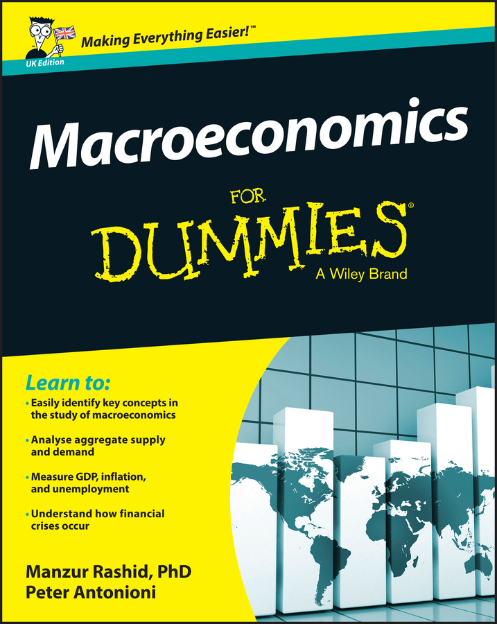 Peter Antonioni Macroeconomics For Dummies - UK цена