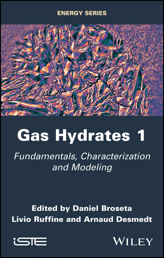 Daniel Broseta Gas Hydrates 1. Fundamentals, Characterization and Modeling