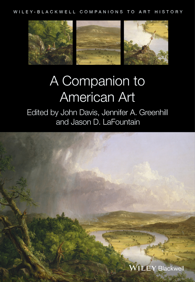 John Davis A Companion to American Art mcdonald jo a companion to rock art