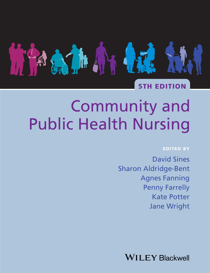 David Sines Community and Public Health Nursing цена