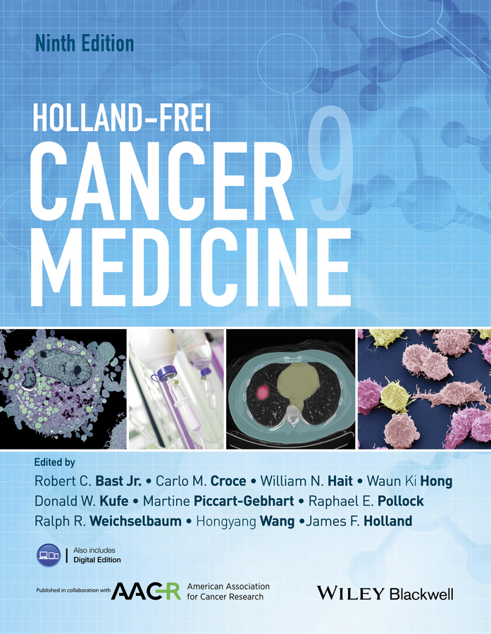 Martine Piccart-Gebhart Holland-Frei Cancer Medicine mcqueen anne perspectives on cancer care