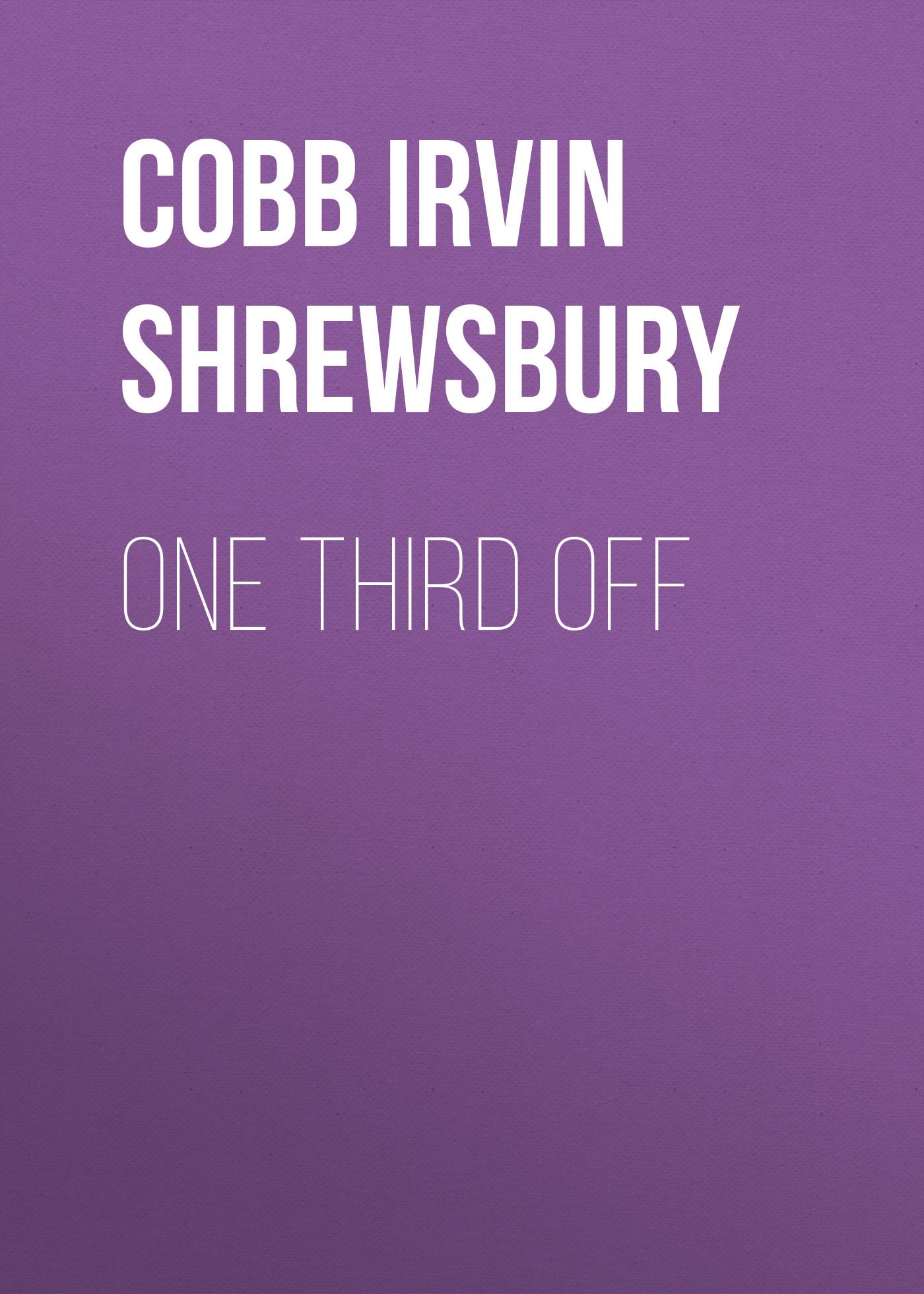 где купить Cobb Irvin Shrewsbury One Third Off по лучшей цене