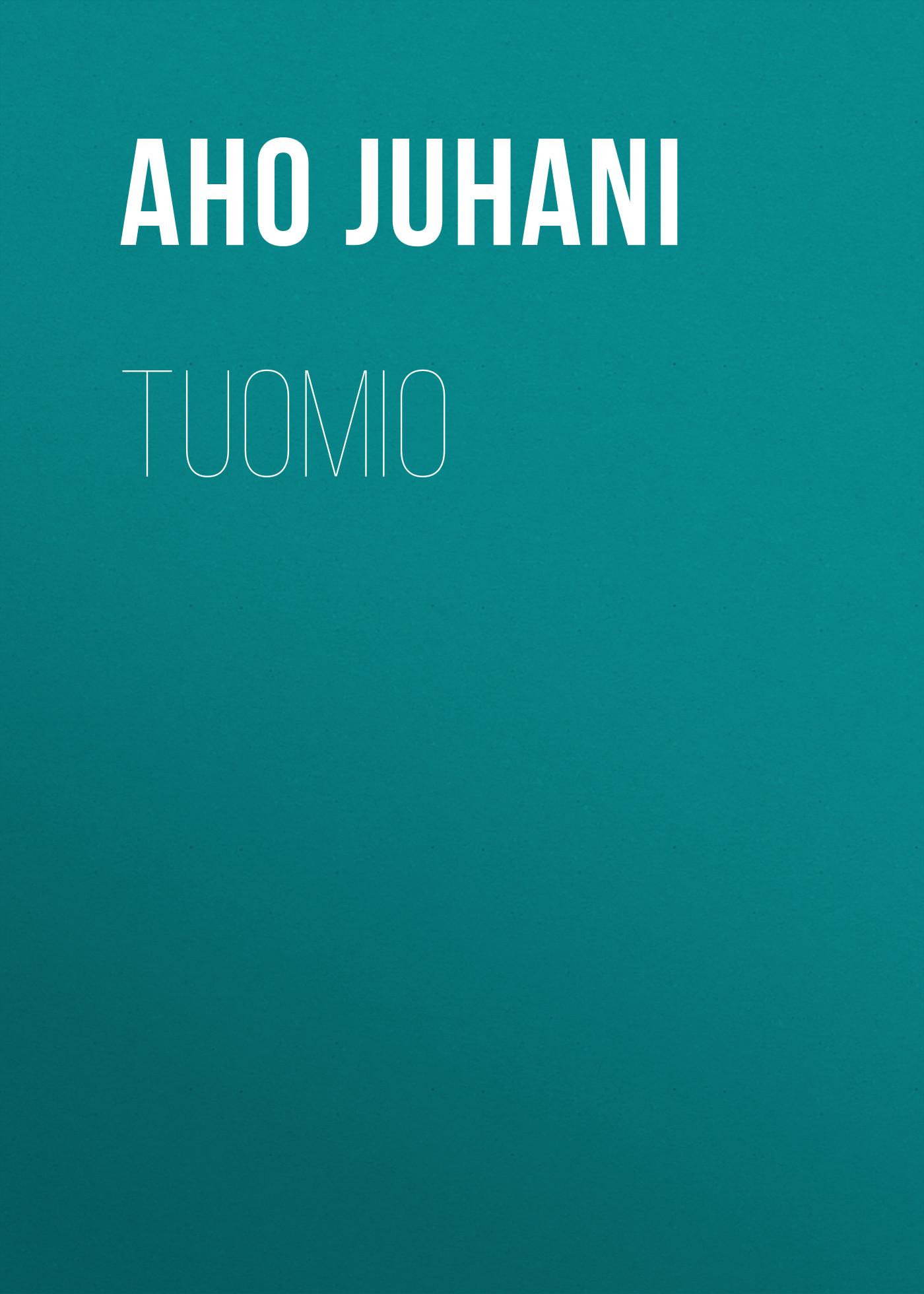 Aho Juhani Tuomio