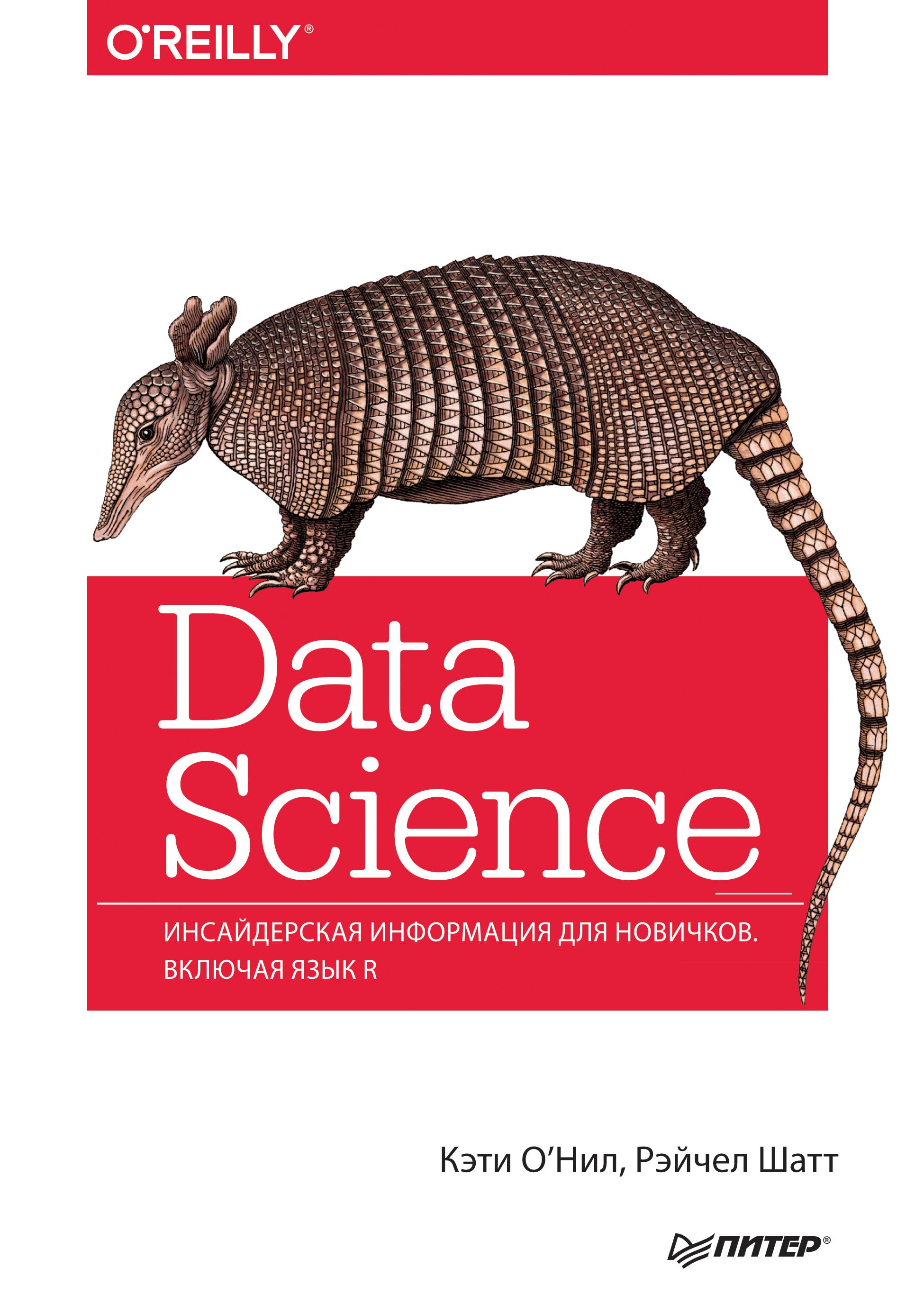 Кэти О'Нил Data Science. Инсайдерская информация для новичков. Включая язык R. грас д data science наука о данных с нуля