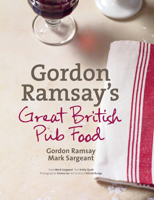 Gordon Ramsay Gordon Ramsay's Great British Pub Food gordon kent hostile contact
