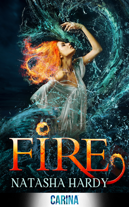 Natasha Hardy Fire: The Mermaid Legacy Book Two prison pit book two