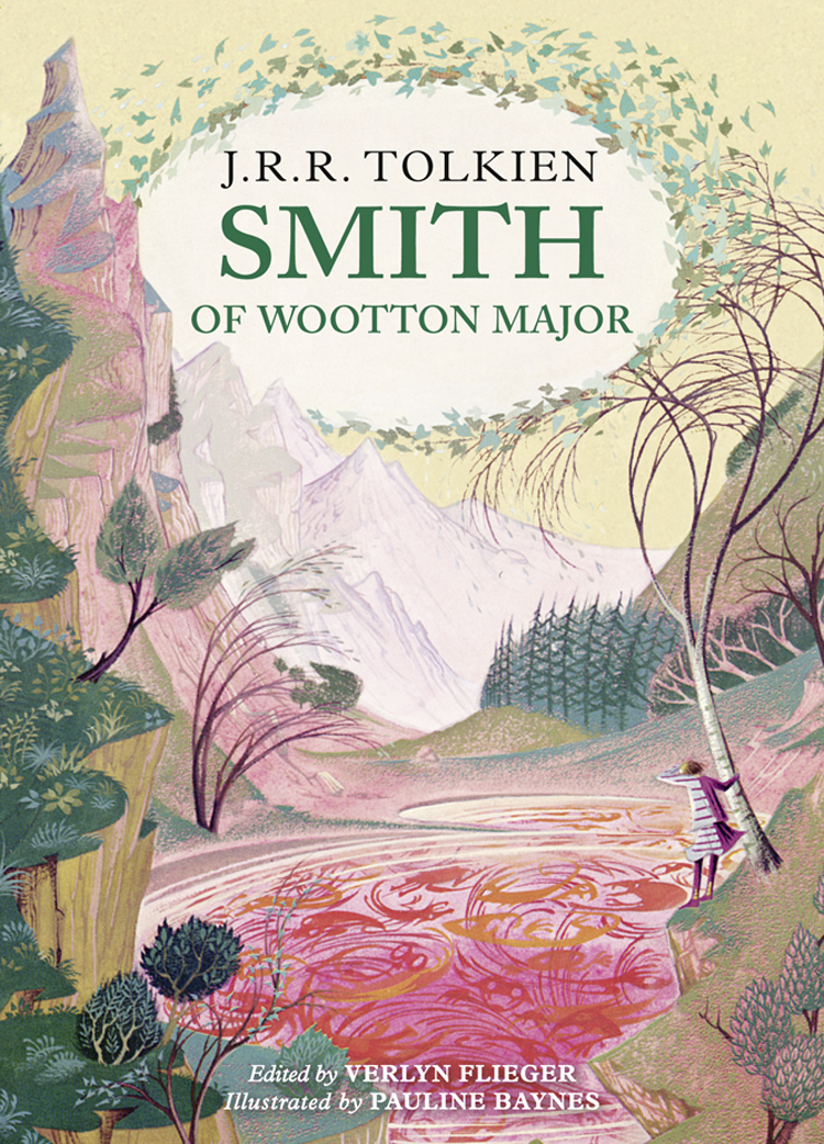 Pauline Baynes Smith of Wootton Major the silmarillion