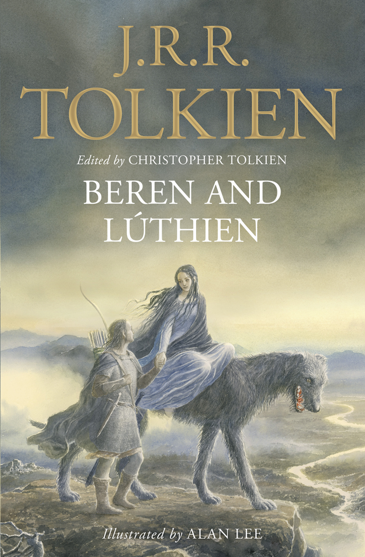 Alan Lee Beren and Lúthien the swedish singer or the story of vanda rosendahl