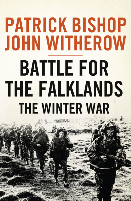 Patrick Bishop Battle for the Falklands: The Winter War patrick j buchanan churchill hitler and the unnecessary war