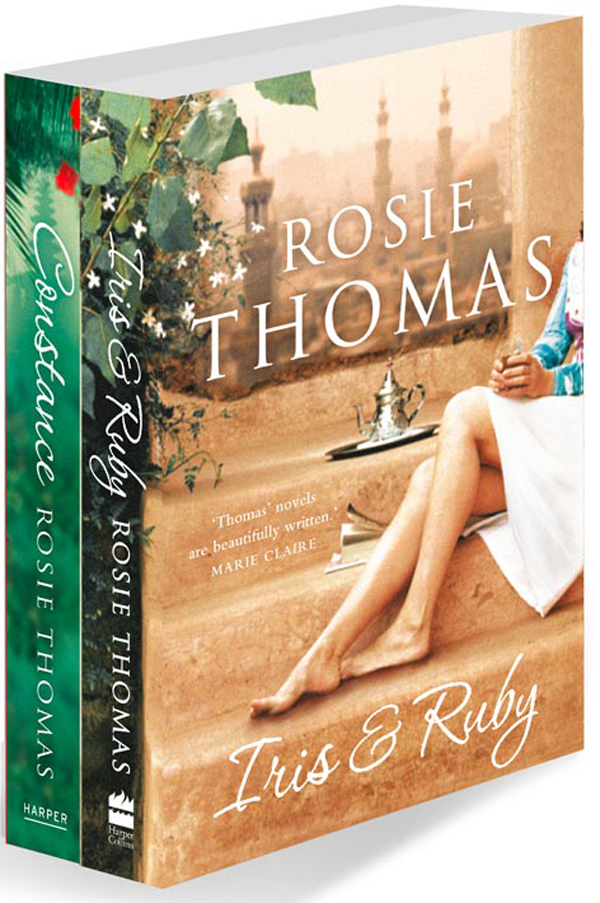 Rosie Thomas Rosie Thomas 2-Book Collection One: Iris and Ruby, Constance memories biographies and writings of constance markievicz