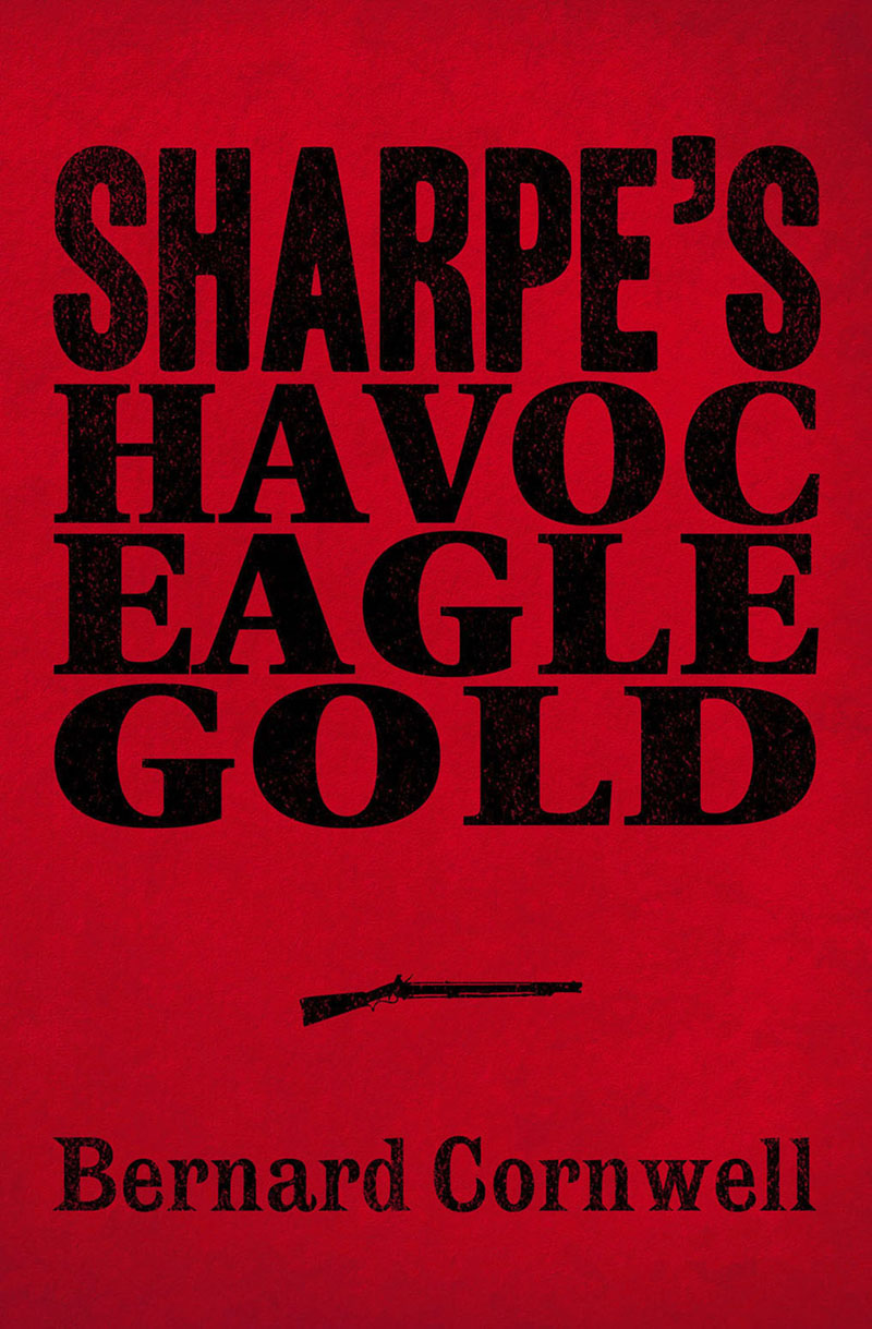 Bernard Cornwell Sharpe 3-Book Collection 2: Sharpe's Havoc, Sharpe's Eagle, Sharpe's Gold недорого