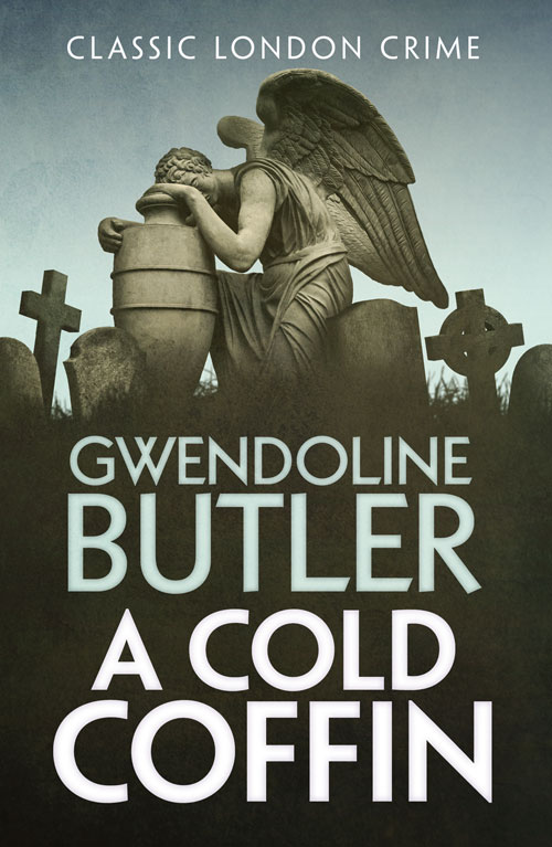 Gwendoline Butler A Cold Coffin the greek coffin mystery
