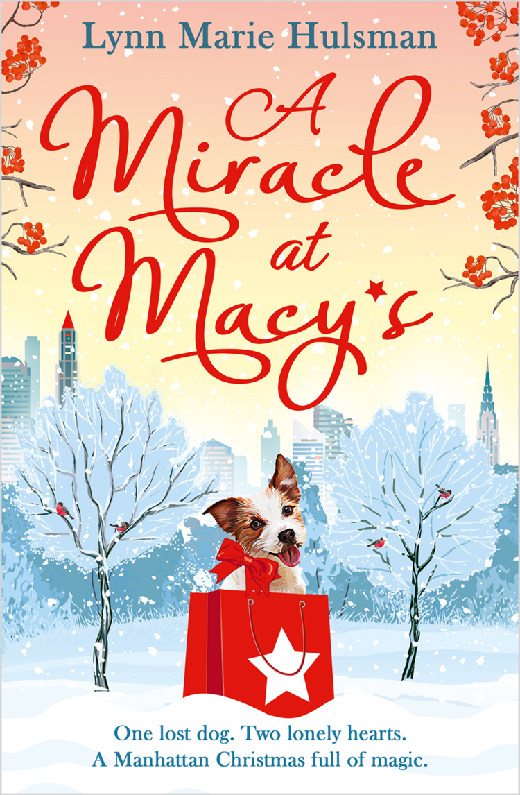 a dog for christmas Lynn Hulsman Marie A Miracle at Macy's: There's only one dog who can save Christmas