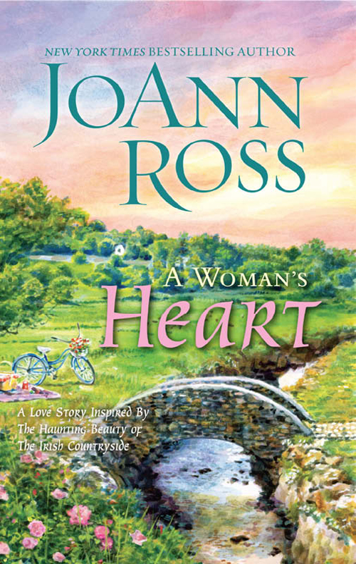 JoAnn Ross A Woman's Heart a magic ride in foozbah–land
